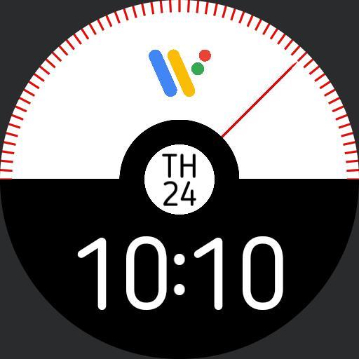 Wear OS Tick Meter