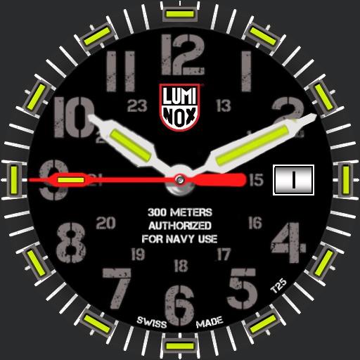 Luminox 4222 MOD