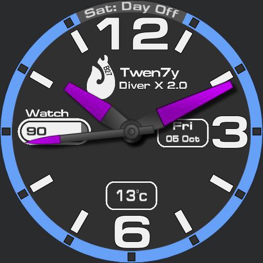 27 Diver X 2.0