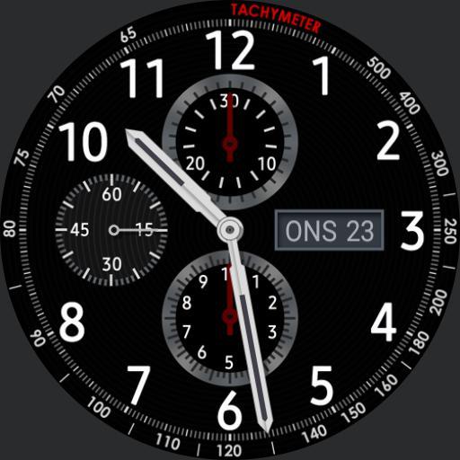 Samsung Gear S3 Frontier Copy