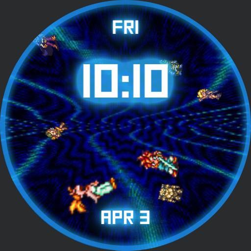 Chrono Trigger - Time Travel
