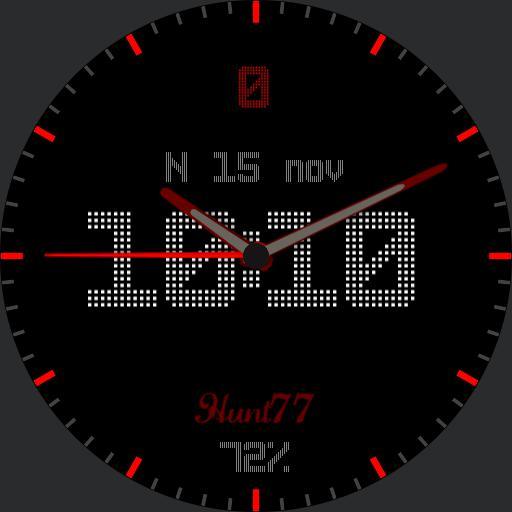 Hunt77 fix