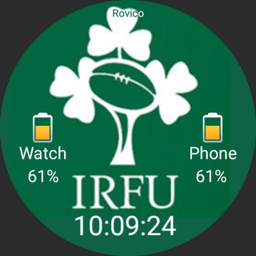 Rovico Ireland Rugby Union