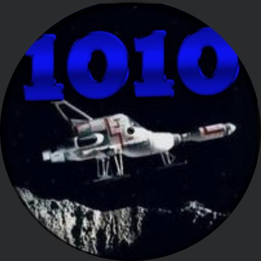 UFO Moon Base Interceptor 1