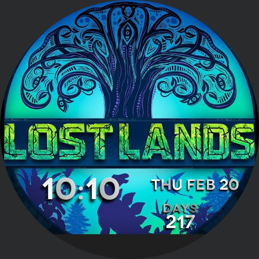 Lost Lands Count down 2020