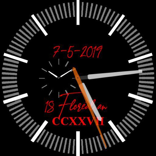 Decimal Watch