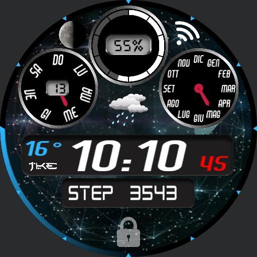 Tke 121 Lock Unlock
