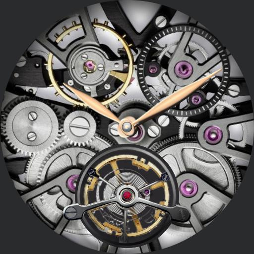 Arnold and Son tourbillon  Copy