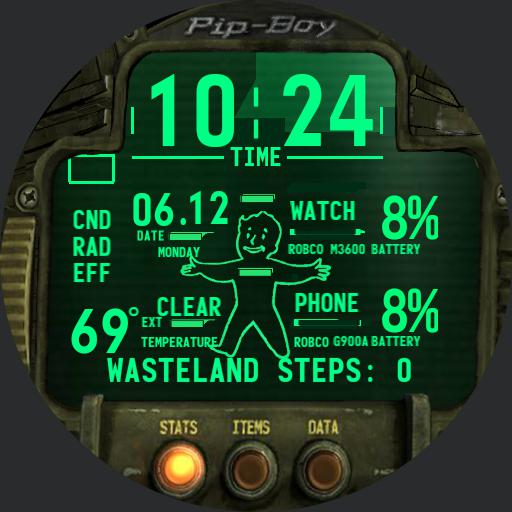 Pip-Boy M3600 - Multi-Mode Adjusted
