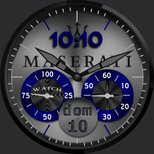 Maserati eleganc. 2 up. men