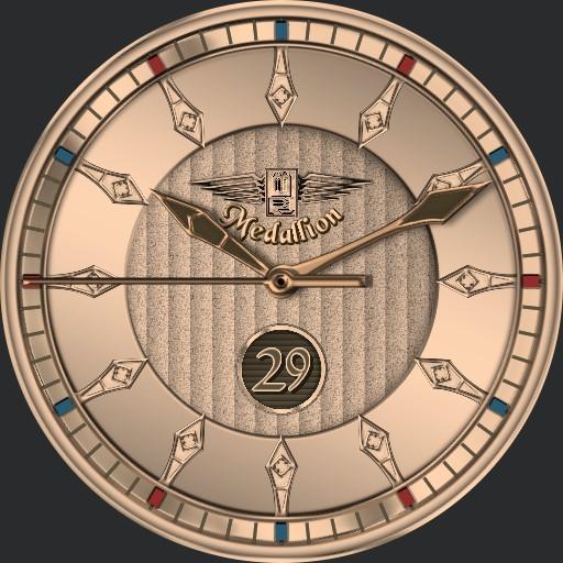 Medallion RG JBMRG070220