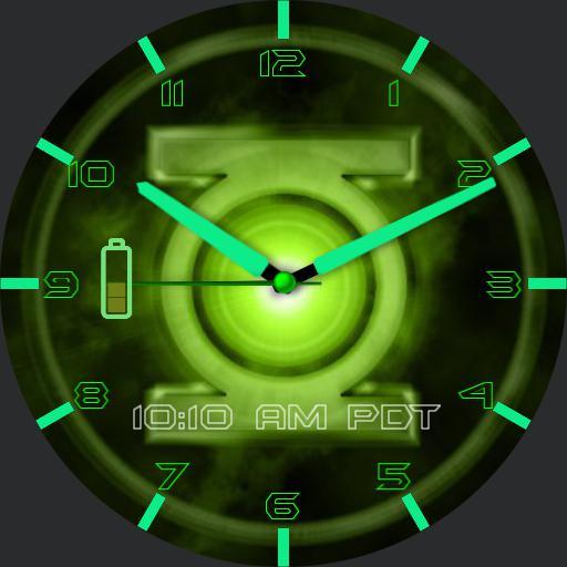 Green Lantern Power