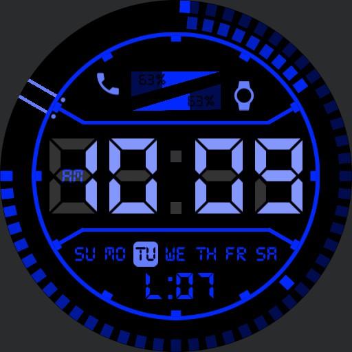 Digital Retro V5 Techno
