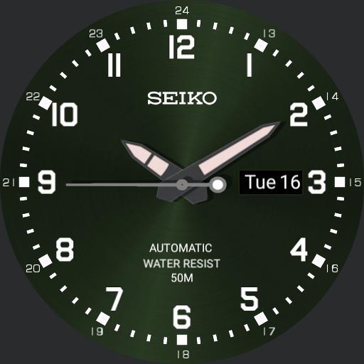 Seik o Automatic 50