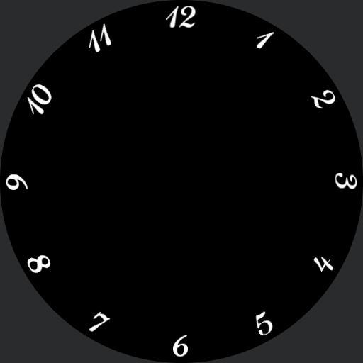 rueda para reloj