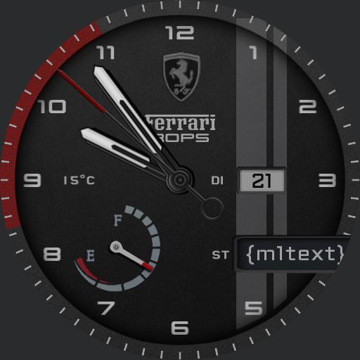 Ferrari ROPS colorize