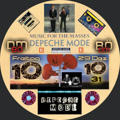 Depeche Mode - Music For The Masses Part 2