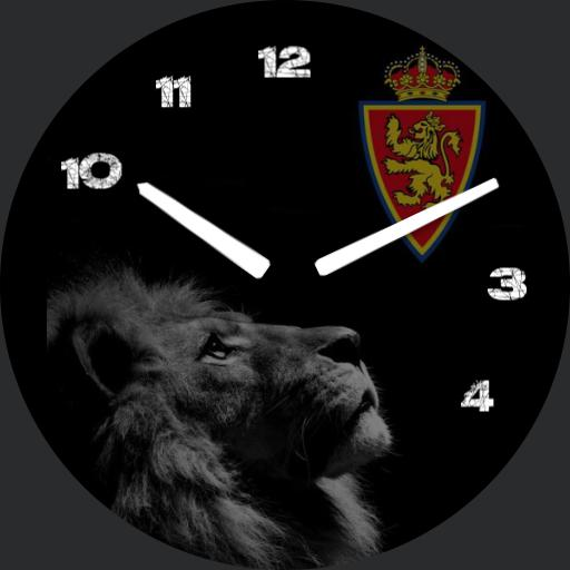 real Zaragoza leon