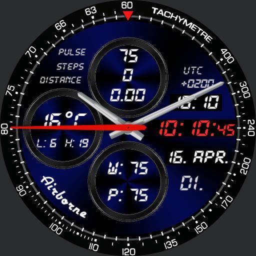 Toms Galaxy Watch