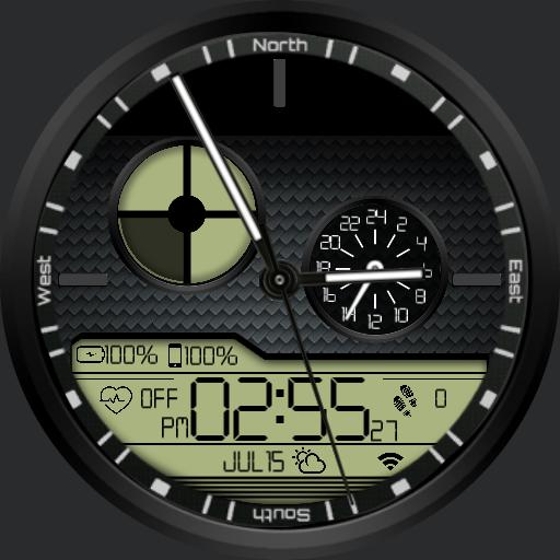 Tecno DX Watch Face RLW