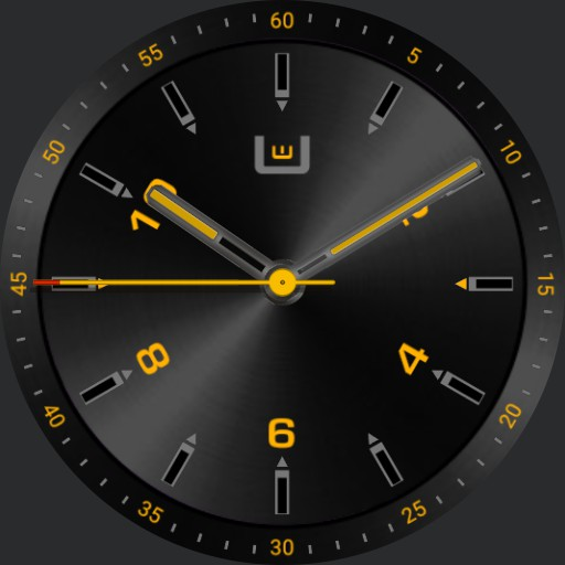 U-watch black