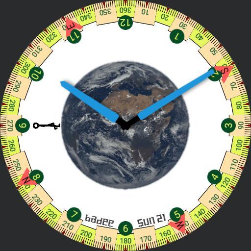Earth walker ver 1 Badeeudin