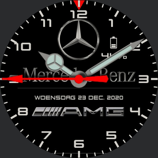 Mercedes-Benz Watch Copy