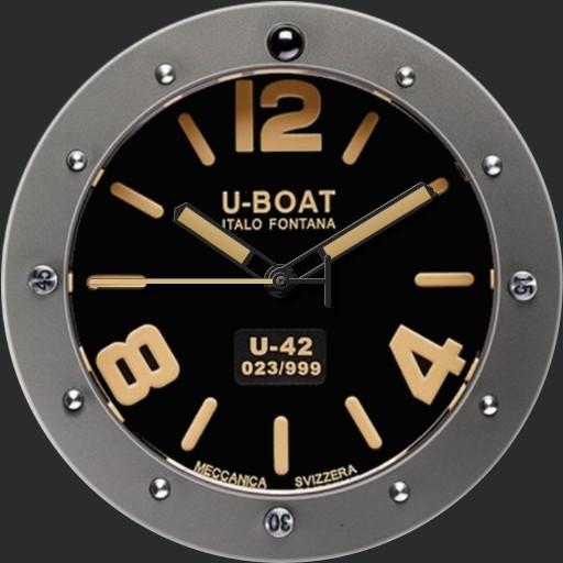 U-Boat Ltd Ed
