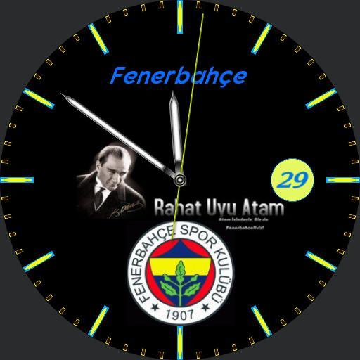 Ataturk  Fenerbahce