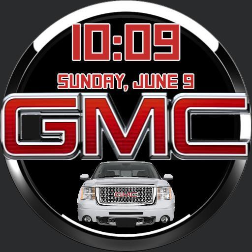 GMC Chrome