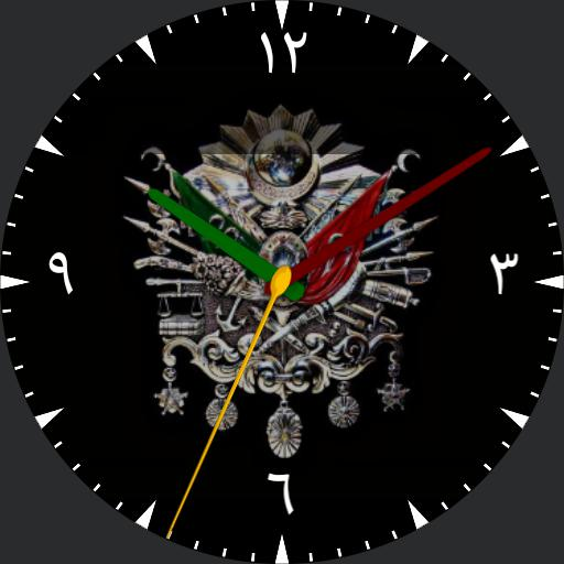 Mr.Mosby Osmanli Clock