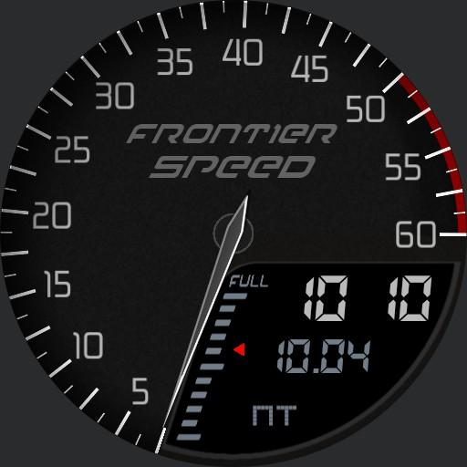 Frontier Speed