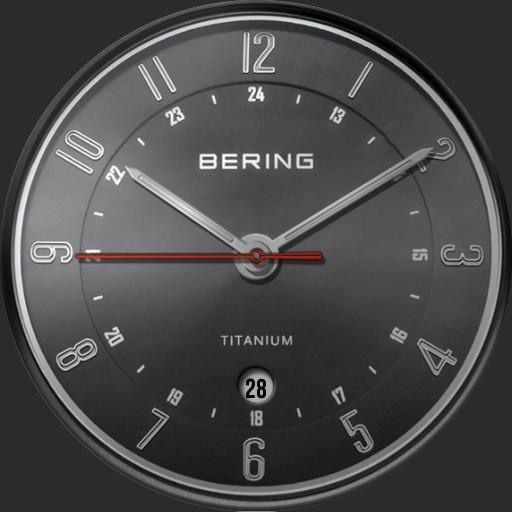 Bering 11739-772 Titanium