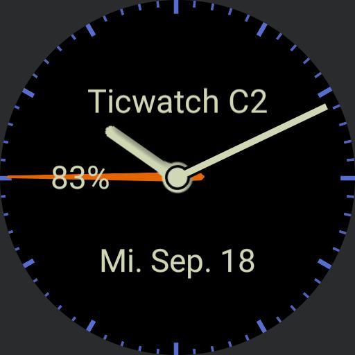 Ticwatch C 2