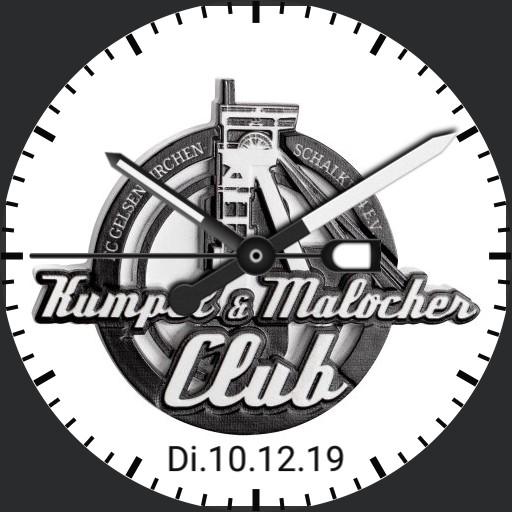 Schalke Kumpel und Malocher