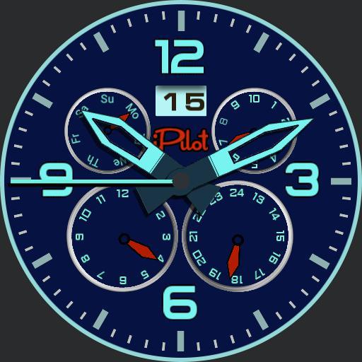Digiwatch aviator