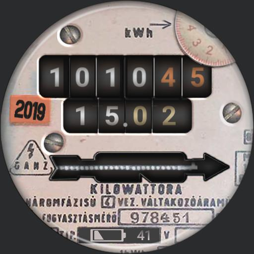 2R Electric-Counter