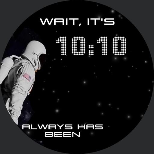 Always Has Been