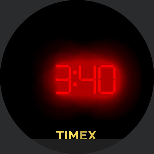Timex 80s LED from Blues Brothers