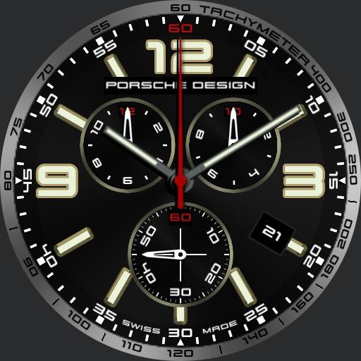Porsche Design P6320 Black
