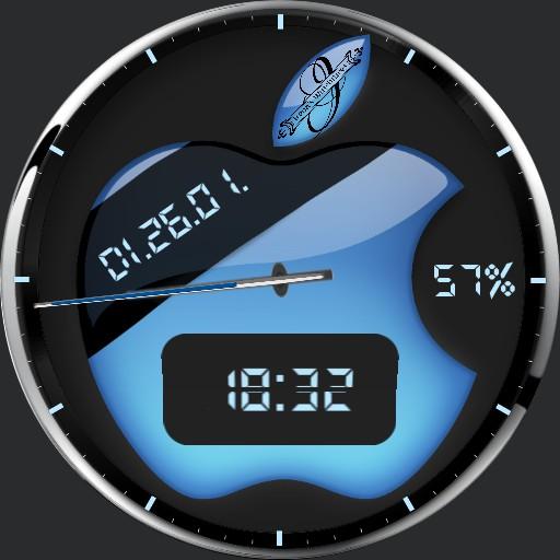 Apple Flip Clock