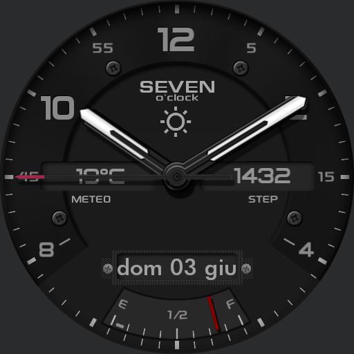 7Time cxs  clock x study
