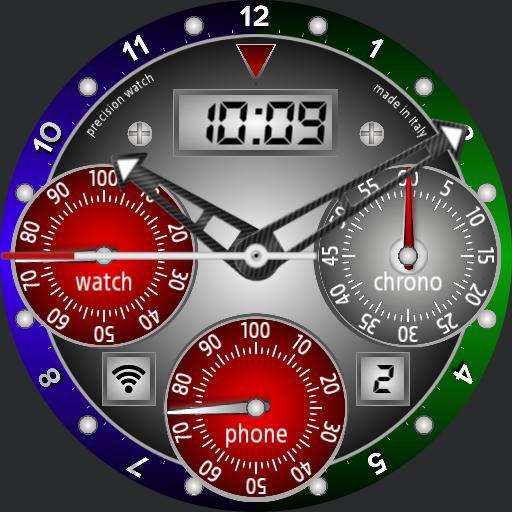 Chrono Watch 2 by VF27