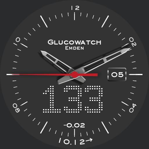 Glucowatch one