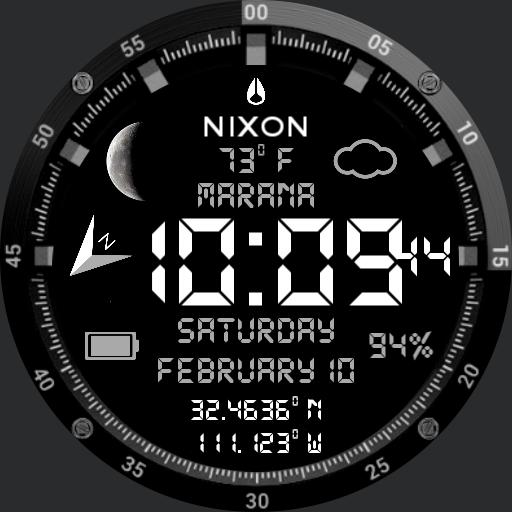 Nixon BlackTac