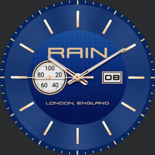 RAIN, Royal Blue
