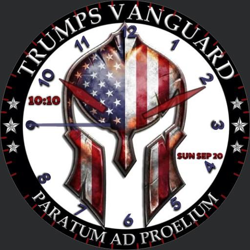 Trumps Vanguard