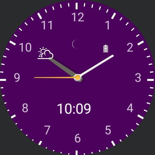 The Purple Watch