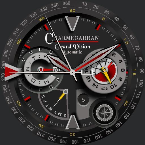 CHARMEGABRAN, Grand Vision