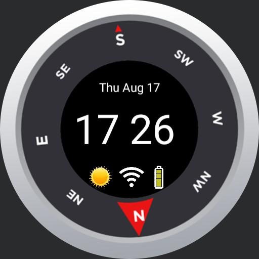 Compass Watchface
